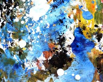 digital print painting art painting abstract modern furnishings saverio filioli