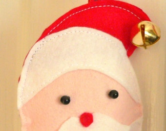 Christmas Santa Decoration