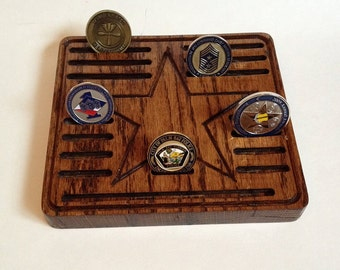 Small Army Coin Holder