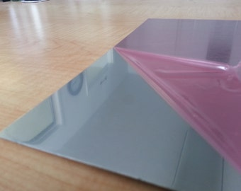 Mirror Finish Aluminum Sheet .040 Thick