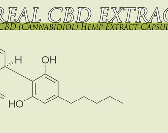 30 Capsules CBD Oil Extracted From Organic Hemp 1500MG CBD Extracted From Organically Grown Top Strains
