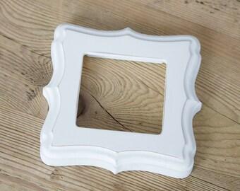 Mini Sweet Frame ~ Mini Photo Frame, Joules, 3x3, Sets, Nursery, Children's Room, Letter Art, Photographs, Wall Art, Create Your Own Art