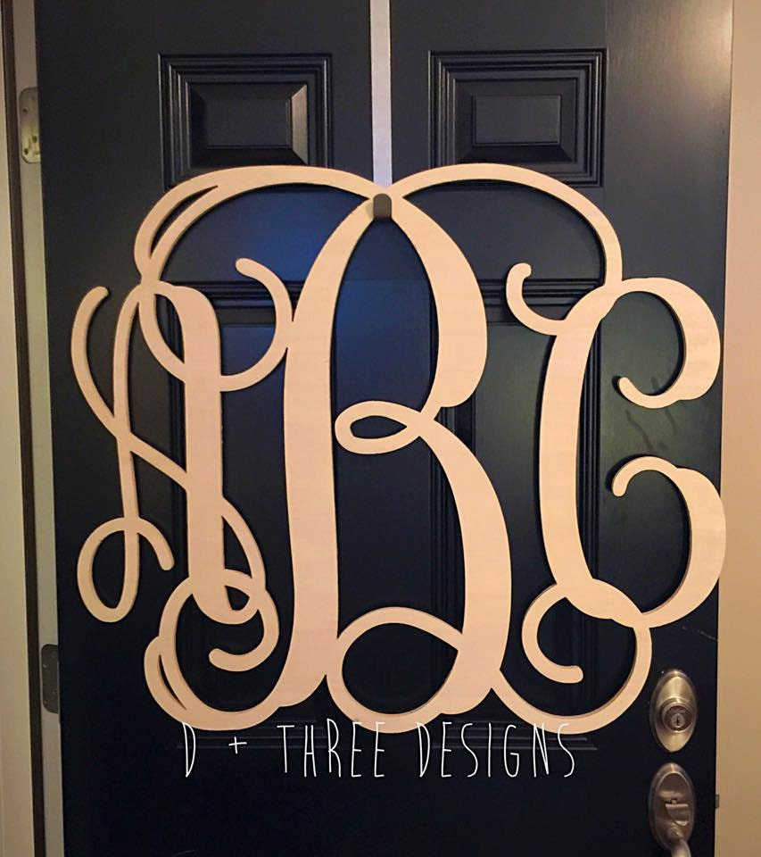 Monogram Letters Home Decor 28 Inch Wooden Monogram Letters Home Decor Weddings