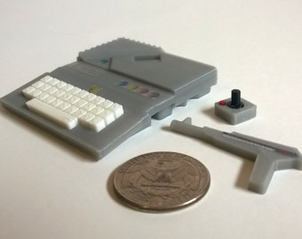 Mini Atari XEG (Deluxe Set) - 3D Printed!