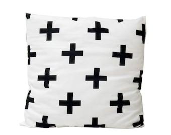 Pillowcase/cushion pluses