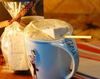Brown Sugar Marshmallow Melts - All Natural, Handcrafted Gourmet Marshmallows