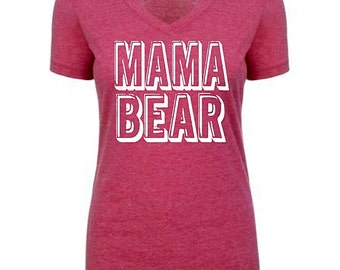 momma bear shirt / mom shirt / mothers day