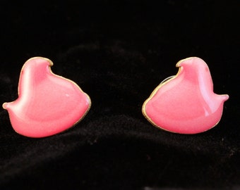 Easter Holiday Fashion Sweet Pink Sugar Marshmallow Peep Candy Confection Stud Earrings Gift Under 10