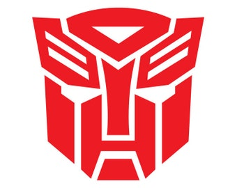Autobots Logo - Vinyl Decal - Transformers