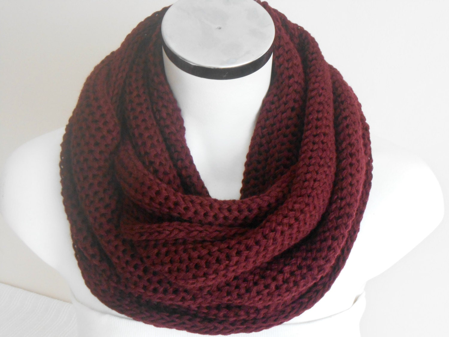 bordeaux scarves bordeaux infinity scarf burgundy