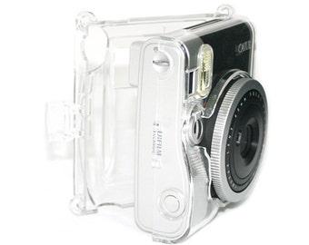 Fujifilm Instax Mini 90 Camera Case Crystal Clear Transparent Protection