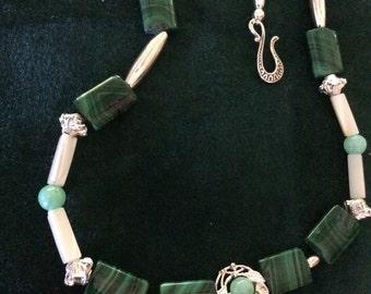 Emerald Isle Necklace