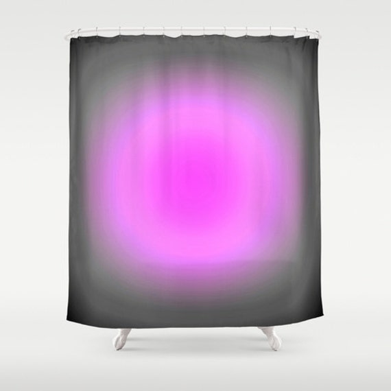 Items Similar To Shower Curtain Pink Lavender Gray