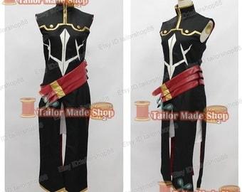 Code Geass C.C Cosplay Costume black