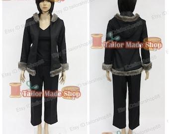 DuRaRaRa Izaya Orihara cosplay costume only jacket Black