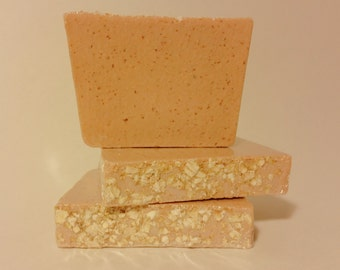 Oatmeal, Milk, & Honey ~ Artisan Cold Process Soap