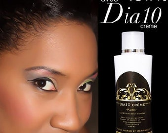 250ml cream Dia10 is a milk unifying supreme which removes stains and buttons