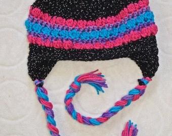 Bobbly Hat