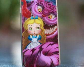 Alice  Iphone 6 Plus  / 6S Plus TPU Case/Cover