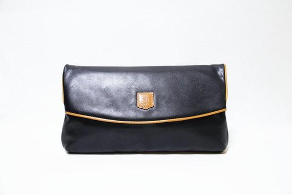 celine vintage clutch bag