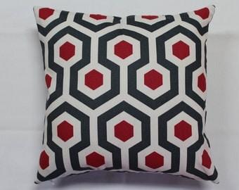 Magna Cadet Timberwolf Pillow Cover-16x16 Inch Pillow Cover-Decorator Pillow Cover