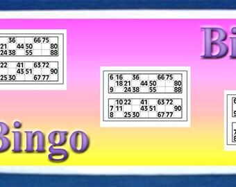 Bingo players mug