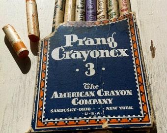 Prang Crayonex
