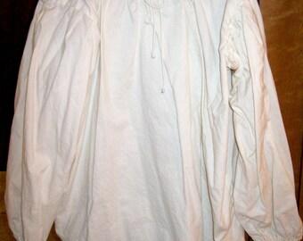 Woman's Chemise shirt- length