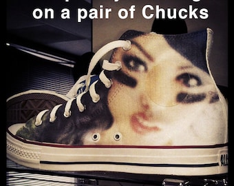 Custom Selfie Chucks