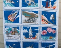 space shuttle quilt pattern - photo #25