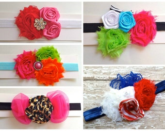 Couture Bling Headbands (Pick your favorite)