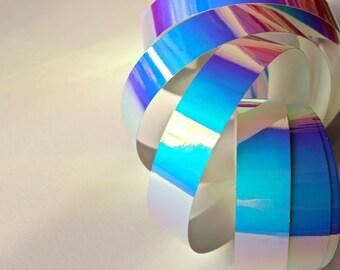 Indigo Sunrise Color Changing Performance Hoop
