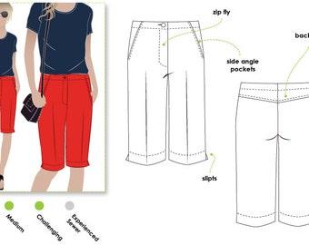 Jennifer City Shorts - Sizes 10, 12 & 14