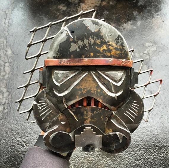 Battle Worn Stormtrooper