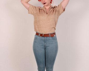 Drawstring t shirt etsy for Thick material t shirts