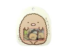 50 Sumikko Gurashi Japanese mochi tonkatsu sticker flakes - super kawaii pork cutlet - left over food - cute snack - street food - San X