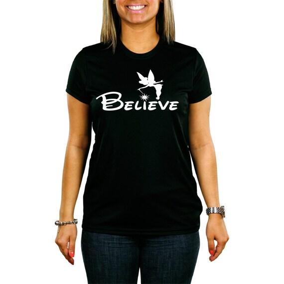 """Disney's """"Tinkerbell"""" Believe T-shirt"""