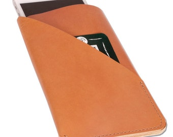 Cowhide leather case, leather authentic, for apple Iphone 6 PLUS model