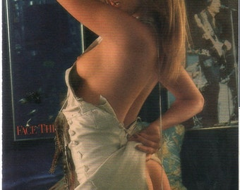 MATURE - Playboy Trading Card February 1977 - Playmate - Star Stowe - Card #71