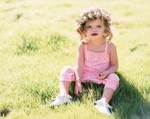 Baby Flower Headbands Diy