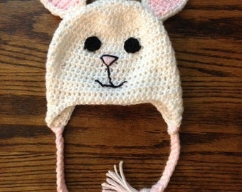 Soft Bunny Hat