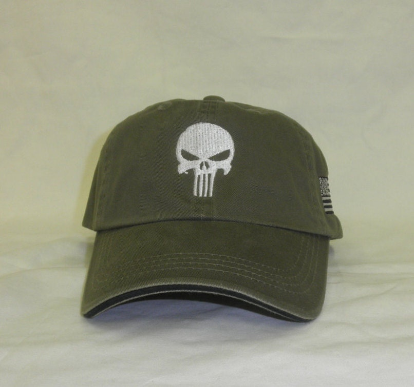 punisher hat in addition - photo #24