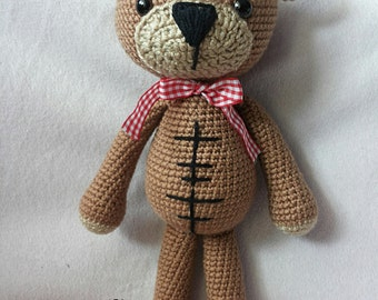 Amigurumi Cute Teddy Bear pdf pattern