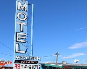 Walden Motel - Las Vegas, NV 2015