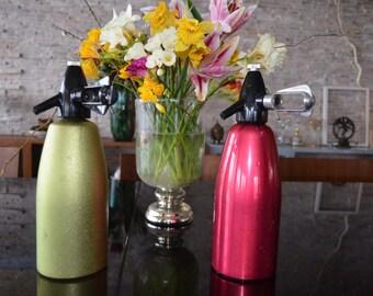 Amazing Colourfull Soda Seltzer Siphons ,Soda Bottle