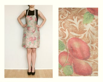 Apples Apron Vintage, full apron