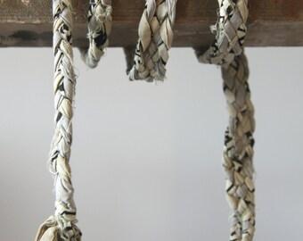 50 % OFF *** Boho handmade braid belt.