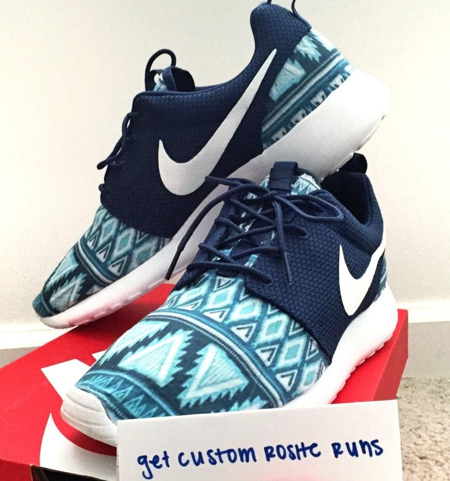 cfpth Aztec Custom Nike Roshe Runs by GetCustomRosheRuns on Etsy