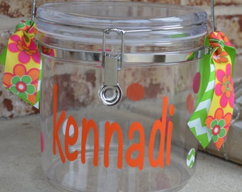 Personalized Canister