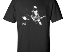 Smashing Pumpkins t-shirt featuring Billy Corgan.